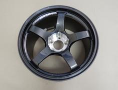 Yokohama Wheel Design - Advan TCIII Dark Gun Metal