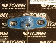 185106 - Tomei Adjustable Fuel Regulator - Adapter No.1
