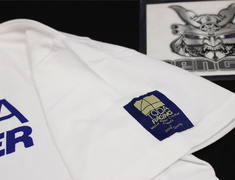 Universal - Toda T Shirt White XL - 99900-A00-000-X