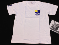 Universal - Toda T Shirt White Large - 99900-A00-000-L