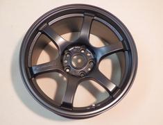 57DR Semi Gloss Black