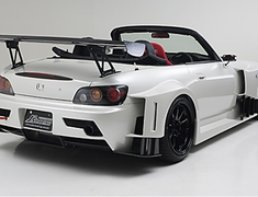 J's Racing - J'S RACING S2000 wide body kit TYPE-GT