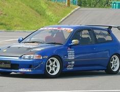 J's Racing - 3D GT-WING WET CARBON
