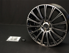 Mugen - Aluminum wheel MDA