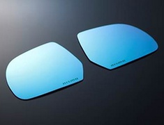 Nismo - Multi Function Blue Mirror