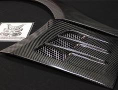 GTR - R35 - Material: Carbon - R35 Carbon