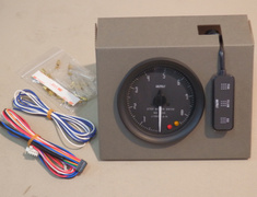 1930 - 00 ULTRA Series Clubman Stepping Tachometer - 8,500 RPM