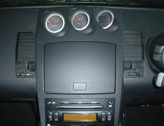 Center Vent Panel for Z33 Genki - R/L
