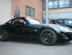 Garage Vary - MX5  Hard Top