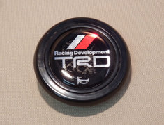 Toyota - 45131-SP001 - TRD Horn Button  (MOMO/BLACK)