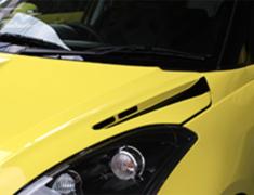 Swift Sport - ZC32S - Aero Bonnet - Construction: FRP - Colour: Unpainted - TMDF-A01501