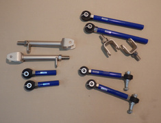 Chaser - JZX100 - Toyota JZX90 / JZX100 Mark Ⅱ / Chaser / Cresta - D1 SPEC rear arm 3-point SET