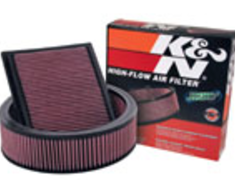 Gruppe M - K&N Replacement Filter