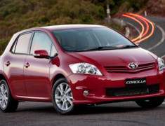 Toyota - OEM Parts - Corolla (ZRE152)