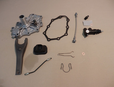 Skyline GT-R - BCNR33 - Nissan Skyline BCNR33 RB26DETT - Conversion kit
