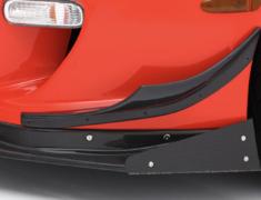 Supra A80 MKIV - JZA80 - Canard Set - Construction: FRP - Colour: Unpainted - RDTO-012