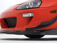 Supra A80 MKIV - JZA80 - Front Diffuser - Construction: Half Carbon - RDTO-008