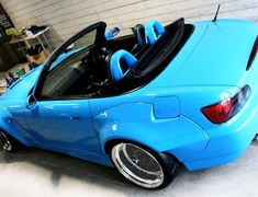 M and M Honda - HONDA S2000 Hyper Wide Body KIT