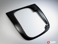 OSIR Design SPA GT Carbon Shift Trim