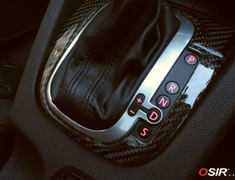 OSIR Design - SPA GT Carbon Shift Trim for Golf5 / 6 DSG