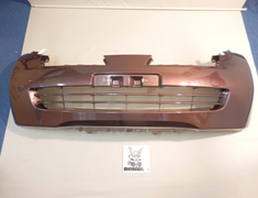 F2022-AZ1MB Nissan March 2005 Front Bumper (Painted)