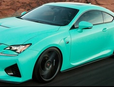 Lexon - lexus RCF Body Kit