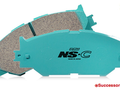 Project Mu - Brake Pads - Type NS-C