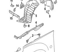 Nissan - OEM Parts - 370Z - Z34