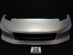 370Z - Z34 - bumper cover W/NISMO, Jun/2009-Jun/2013, Color Code #K23 - Category: Exterior - 62023-1A48A