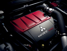 Mitsubishi - New EVO CZ4A Engines