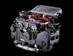 Subaru - WRX STi - VAB - EJ20 engine