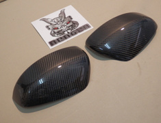 Z34 Nissan 370 Z34 Carbon Side Door Mirror Cover