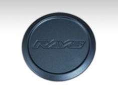 Universal - Colour: Matte Blue Gunmetal (GB) - Height: Standard Type - Hub Clearance: 1mm - Quantity: 4 - TE37U-GB-STD