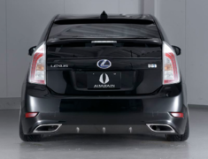 Prius - ZVW30 - Rear Bumper (reflector included) - RB