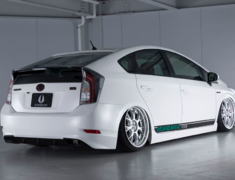 Prius - ZVW30 - Side Steps - SS