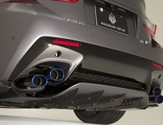 VALE-003 Rear Diffuser system-1 VSDC (For normal bumper of RC F)