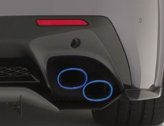VALE-006	Carbon Muffler Guards Left and Right set