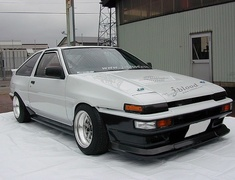 J-Blood  - AE86/Trueno Side Steps
