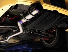 Impreza WRX STi - GDB - 440010 - Subaru STi  GH-GDB A - G Pipe 80mm Tail 115mm