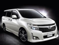 Nissan - OEM Parts - Elgrand E52