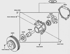 Daihatsu - Copen OEM parts