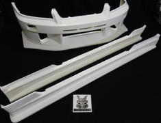 Nissan Skyline ER34 RB25DET 2 Door Front bumper + Side Steps