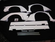 Integra - DC5 - Honda Integra DC5 Wide Body Kit - 01010-DC5-MR01