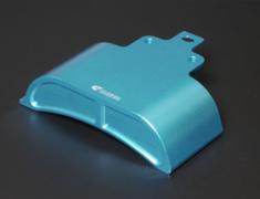 86 - ZN6 - Cover A/C Compressor Belt - 965 730 B