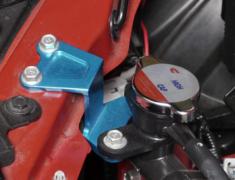 86 - ZN6 - Radiator Cap Stay - 965 730 D