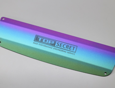 GT-R - R35 - Material: Titanium - Colour: Blue - TSECTP-BLUE
