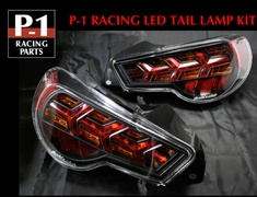 Buddy Club - P1 Racing LED Tail Lamp Kit