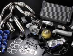 Greddy - Bolt-On Turbo Kit - 86/BR-Z