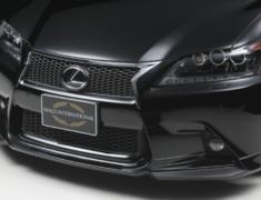 GS 350 - GRL10 - Front Spoiler - Construction: ABS - Colour: Unpainted - WD-GS-FS