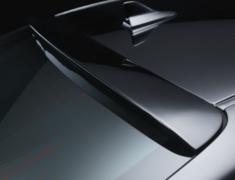 GS 350 - GRL10 - Roof Spoiler - Construction: FRP - Colour: Unpainted - WD-GS-RFS
